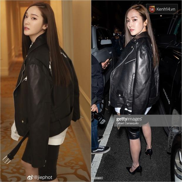 """Jessica Jung lên đồ """"chanh sả"""" dự NYFW nhưng lại bị phóng viên quốc tế dìm thê thảm, lộ từ chân ngắn đến mặt trắng bệch lệch tông - Ảnh 7."""
