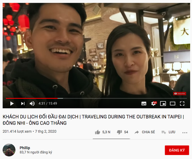 """Đánh liều """"đối đầu"""" với virus Corona, Đông Nhi - Ông Cao Thắng rủ cả gia đình du lịch Đài Loan dịp đầu năm, vui vẻ đi ăn uống khắp nơi - Ảnh 1."""