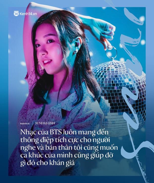Khi sao Việt là fan cứng Kpop: Sơn Tùng M-TP hâm mộ Tiffany (SNSD) mà chẳng ai hay, Hòa Minzy thần tượng BTS - GOT7 nhưng luôn... dính phốt - Ảnh 25.