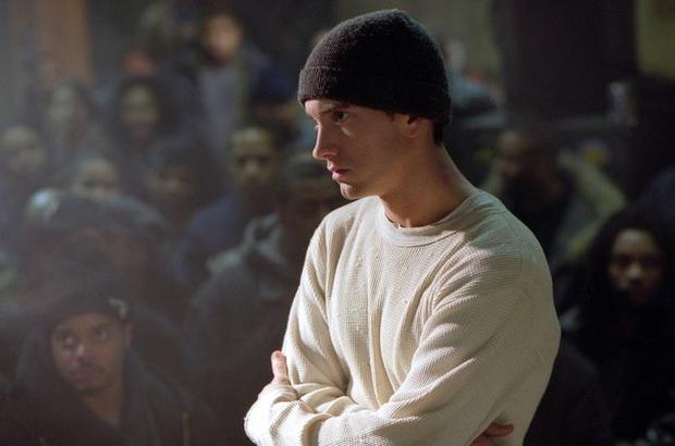 Eminem tái xuất nhẹ nhàng cũng #1 iTunes và 7749 sự thật về ca khúc Lose Yourself: thắng Oscar nhưng từng là trò đùa trong giới rapper! - Ảnh 5.
