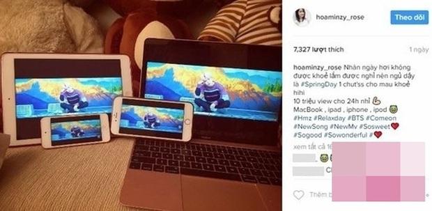 Khi sao Việt là fan cứng Kpop: Sơn Tùng M-TP hâm mộ Tiffany (SNSD) mà chẳng ai hay, Hòa Minzy thần tượng BTS - GOT7 nhưng luôn... dính phốt - Ảnh 14.