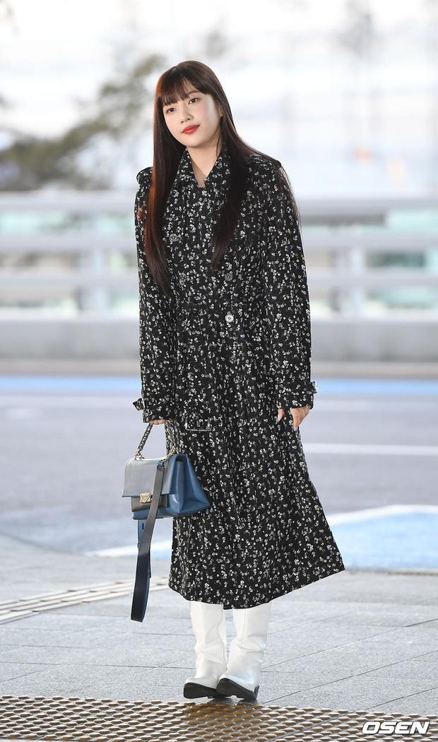 Mỹ nhân Joy gây mê vì quá xinh tại sân bay, nhưng visual mới lên ngôi của Red Velvelt mặc gì khó hiểu thế này? - Ảnh 10.