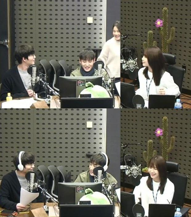 Eun Ji (Apink) bị chỉ trích dữ dội vì công khai hỏi tiền bối chuyện ngoại tình, còn là đàn anh nổi tiếng gia đình ấm êm - Ảnh 1.