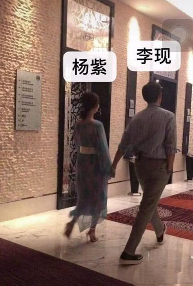 Quá nhiều điểm khả nghi giữa Dương Tử và Lý Hiện: Tình tứ từ trong phim tới ngoài đời, chàng bao cả rạp phim vì nàng - Ảnh 11.