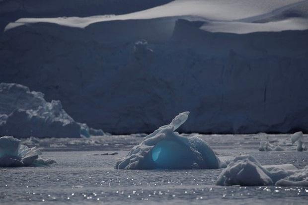 Nhiệt độ Châu Nam Cực ở mức cao kỷ lục, băng tan ở khắp nơi - Ảnh 1.