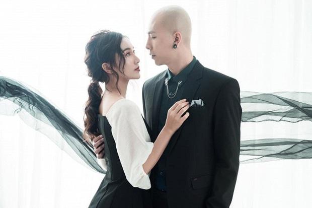 Nữ vũ công từng tố Anh Khoa gạ tình đăng ảnh tình tứ, lần đầu công khai diện mạo của bạn trai soái ca - Ảnh 1.