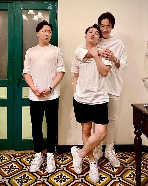 Street style sao Việt: Tóc Tiên bất ngờ kín đáo để cosplay Yoon Se Ri, Ngọc Trinh lên đồ sexy nhưng không nóng mắt - Ảnh 2.
