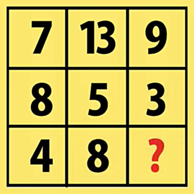 9 câu đố tập luyện trí não, giúp bạn tăng chỉ số IQ - Ảnh 9.