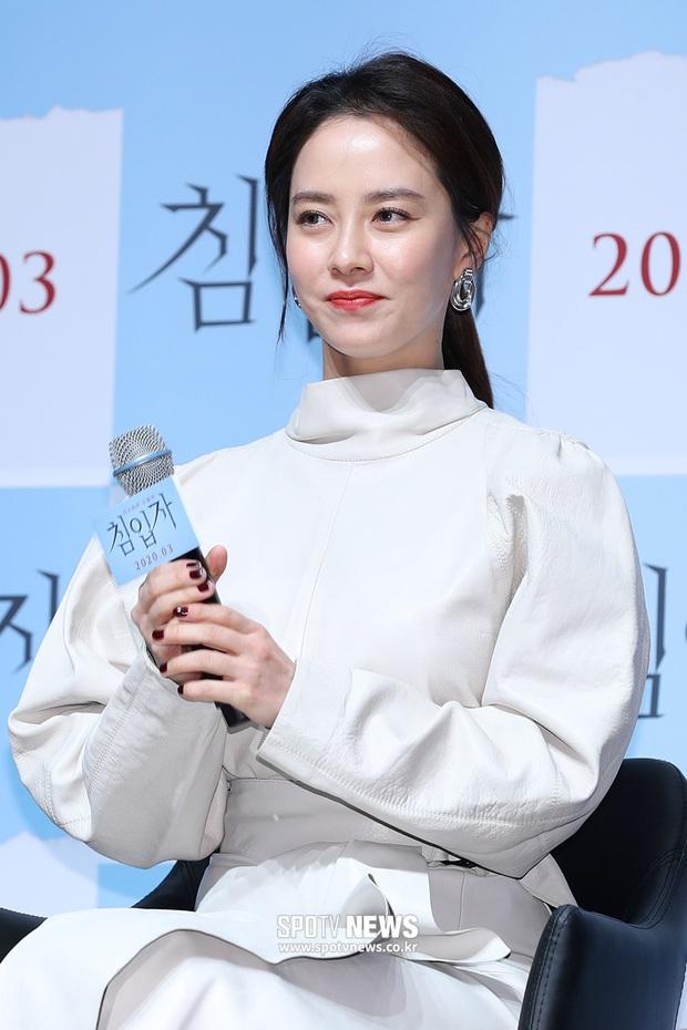 Lâu lắm Mợ ngố Song Ji Hyo mới dự sự kiện: Nhan sắc đúng là biến hóa khó lường, chị ăn thịt Đường Tăng hay gì? - Ảnh 7.