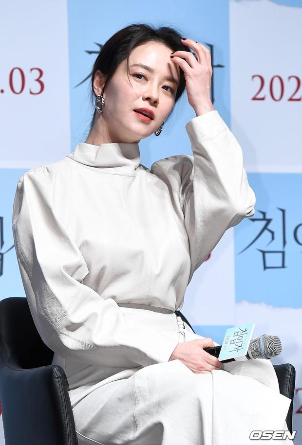 Lâu lắm Mợ ngố Song Ji Hyo mới dự sự kiện: Nhan sắc đúng là biến hóa khó lường, chị ăn thịt Đường Tăng hay gì? - Ảnh 10.