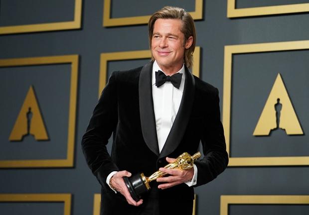 5 lần hụt tượng vàng của Brad Pitt, đợi mãi Oscar 2020 mới chịu thắng một lần: Truyền nhân của thánh nhọ Leo là anh sao? - Ảnh 21.