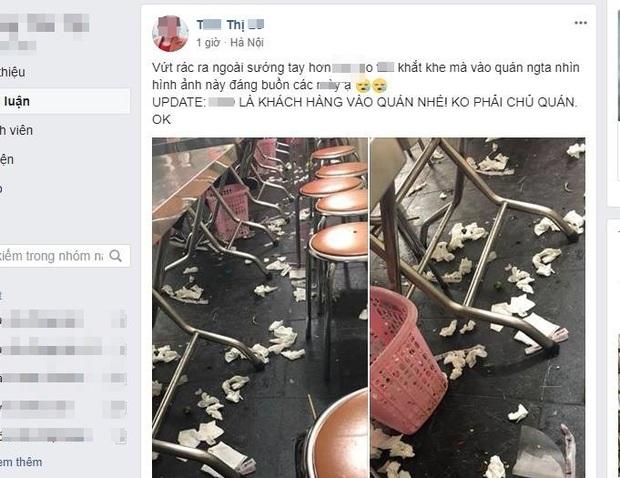 """Loại giấy thường xuất hiện trong một số quán ăn đang khiến dân mạng tranh cãi, nhiều du khách cũng """"ái ngại"""" vì khó sử dụng - Ảnh 4."""