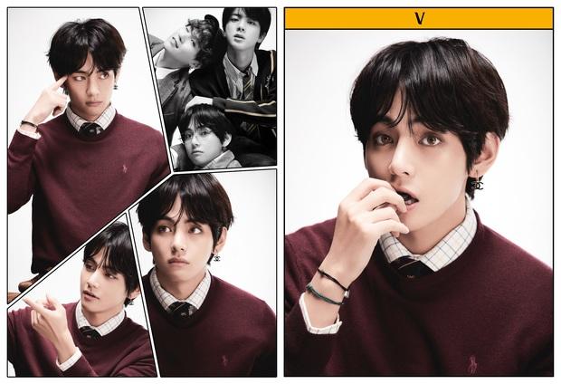 4 concept trong album sắp tới của BTS: visual, bối cảnh đẹp xuất sắc, theory khiến ARMY tiếp tục xoắn não khi liên hệ về tận album WINGS? - Ảnh 7.