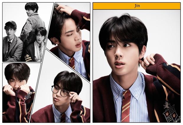4 concept trong album sắp tới của BTS: visual, bối cảnh đẹp xuất sắc, theory khiến ARMY tiếp tục xoắn não khi liên hệ về tận album WINGS? - Ảnh 6.
