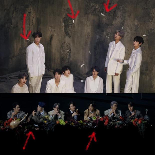 4 concept trong album sắp tới của BTS: visual, bối cảnh đẹp xuất sắc, theory khiến ARMY tiếp tục xoắn não khi liên hệ về tận album WINGS? - Ảnh 13.