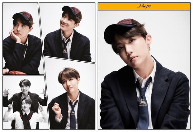 4 concept trong album sắp tới của BTS: visual, bối cảnh đẹp xuất sắc, theory khiến ARMY tiếp tục xoắn não khi liên hệ về tận album WINGS? - Ảnh 5.