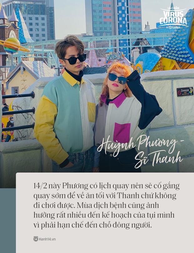 Valentine giữa mùa dịch Corona, các cặp đôi nổi tiếng sẽ chữa cháy kiểu gì để vẫn lãng mạn có thừa? - Ảnh 1.