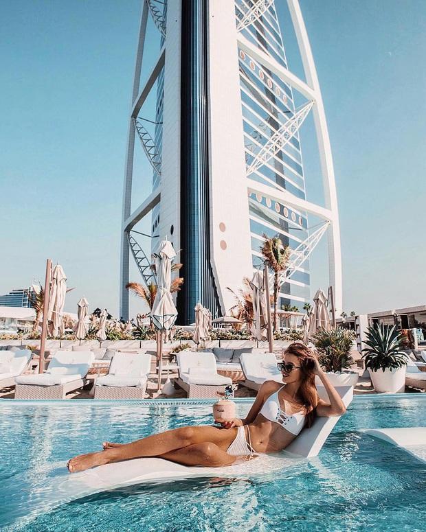 Bên trong khách sạn 7 sao duy nhất thế giới ở Dubai, hoá ra vì quá đẳng cấp nên du khách quốc tế tự gắn thêm cho… 2 sao? - Ảnh 18.