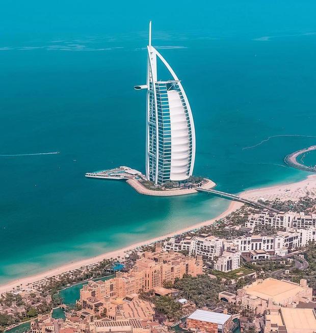 Bên trong khách sạn 7 sao duy nhất thế giới ở Dubai, hoá ra vì quá đẳng cấp nên du khách quốc tế tự gắn thêm cho… 2 sao? - Ảnh 9.