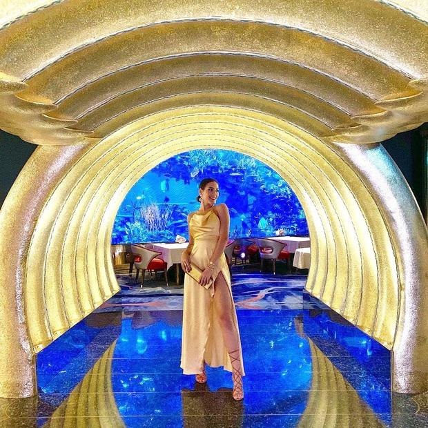 Bên trong khách sạn 7 sao duy nhất thế giới ở Dubai, hoá ra vì quá đẳng cấp nên du khách quốc tế tự gắn thêm cho… 2 sao? - Ảnh 14.