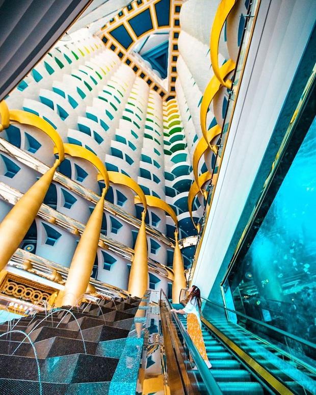 Bên trong khách sạn 7 sao duy nhất thế giới ở Dubai, hoá ra vì quá đẳng cấp nên du khách quốc tế tự gắn thêm cho… 2 sao? - Ảnh 11.