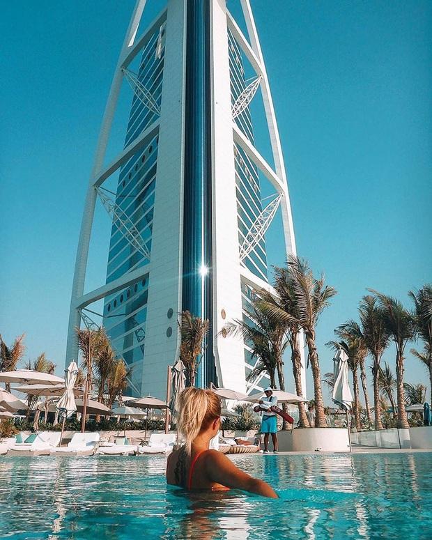 Bên trong khách sạn 7 sao duy nhất thế giới ở Dubai, hoá ra vì quá đẳng cấp nên du khách quốc tế tự gắn thêm cho… 2 sao? - Ảnh 20.