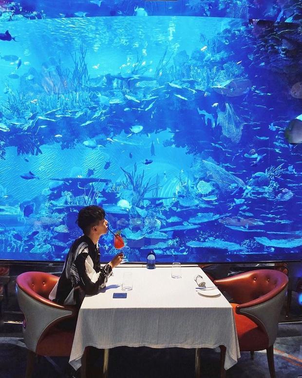 Bên trong khách sạn 7 sao duy nhất thế giới ở Dubai, hoá ra vì quá đẳng cấp nên du khách quốc tế tự gắn thêm cho… 2 sao? - Ảnh 17.