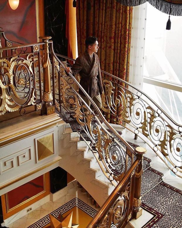 Bên trong khách sạn 7 sao duy nhất thế giới ở Dubai, hoá ra vì quá đẳng cấp nên du khách quốc tế tự gắn thêm cho… 2 sao? - Ảnh 21.
