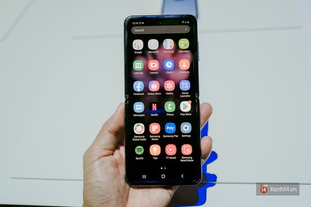 Smartphone có mặt bằng KÍNH nhưng GẬP LẠI được đầu tiên trên thế giới nhìn đẳng cấp cỡ nào? - Ảnh 11.