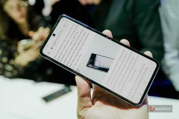 Smartphone có mặt bằng KÍNH nhưng GẬP LẠI được đầu tiên trên thế giới nhìn đẳng cấp cỡ nào? - Ảnh 4.