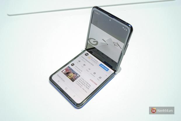 Smartphone có mặt bằng KÍNH nhưng GẬP LẠI được đầu tiên trên thế giới nhìn đẳng cấp cỡ nào? - Ảnh 9.