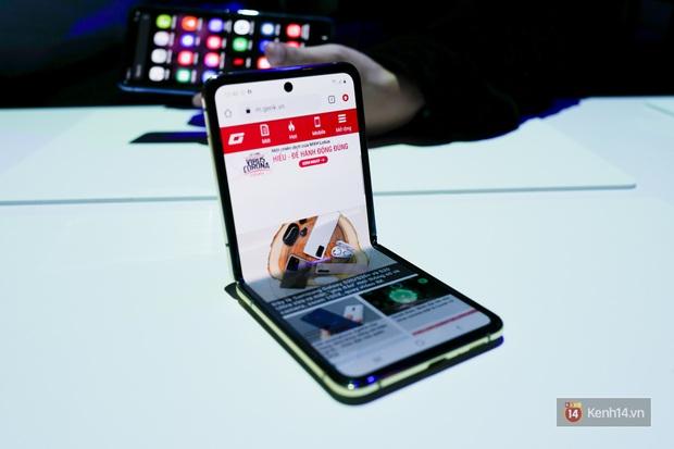 Smartphone có mặt bằng KÍNH nhưng GẬP LẠI được đầu tiên trên thế giới nhìn đẳng cấp cỡ nào? - Ảnh 8.