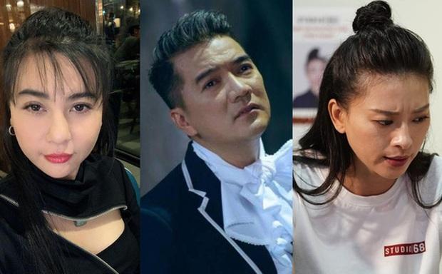 Đưa tin sai sự thật về virus corona lên mạng xã hội, ca sĩ Đàm Vĩnh Hưng, Ngô Thanh Vân và Cát Phượng bị phạt - Ảnh 1.