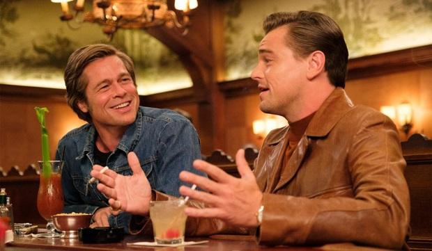 5 lần hụt tượng vàng của Brad Pitt, đợi mãi Oscar 2020 mới chịu thắng một lần: Truyền nhân của thánh nhọ Leo là anh sao? - Ảnh 17.