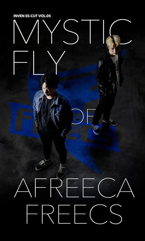 Ngắm nhìn vẻ đẹp ngất ngây của 2 mỹ nam đội tuyển Afreeca Freecs - Mystic và Fly - Ảnh 1.