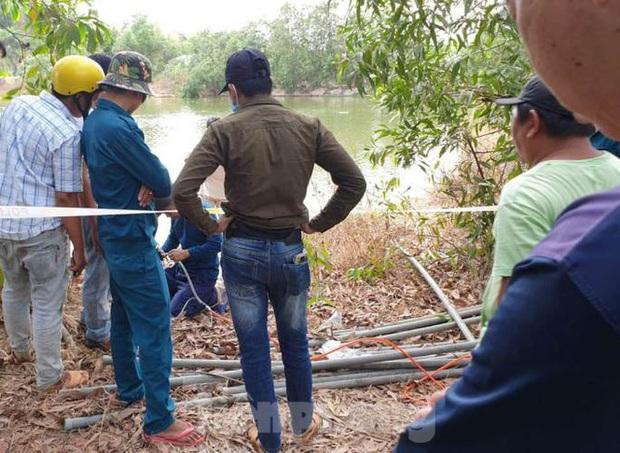 Nam thiếu niên chết bất thường tại hồ nuôi cá - Ảnh 2.