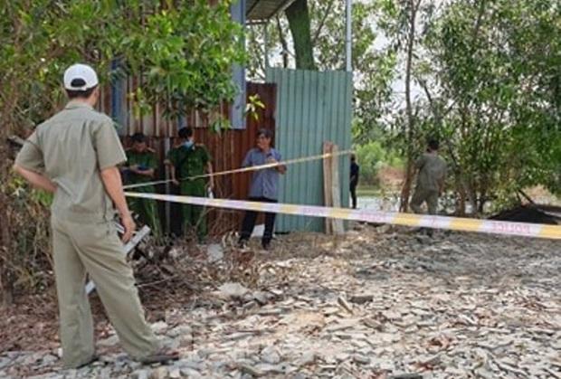 Nam thiếu niên chết bất thường tại hồ nuôi cá - Ảnh 1.