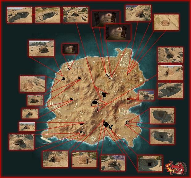PUBG: Tăng tỷ lệ loot tại Karakin, PUBG Corp đang thực sự biến bản đồ mới này thành một chiến trường chết chóc - Ảnh 1.