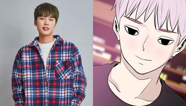 Tạo hình nhân vật Tầng Lớp Itaewon so với webtoon: Park Seo Joon ngầu ngang ngửa, Kim Da Mi màu mè hơn trong truyện - Ảnh 6.