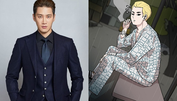Tạo hình nhân vật Tầng Lớp Itaewon so với webtoon: Park Seo Joon ngầu ngang ngửa, Kim Da Mi màu mè hơn trong truyện - Ảnh 7.