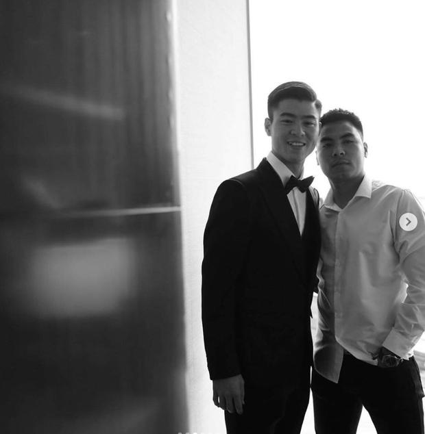 Duy Mạnh viết tâm thư gửi Đức Huy, khoe ảnh đen trắng tình cảm khiến ai cũng muốn có bạn thân bên cạnh ngày cưới - Ảnh 2.