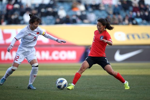 Vòng loại Olympic Tokyo 2020: HLV Mai Đức Chung tăng tốc cho ĐT nữ chuẩn bị hai trận play-off - Ảnh 1.