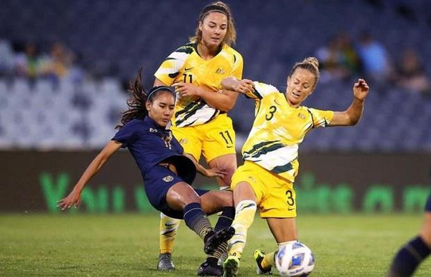 Xác định đối thủ cực mạnh và địa điểm tổ chức bất ngờ trận quyết định tấm vé đến Olympic của tuyển nữ Việt Nam  - Ảnh 1.
