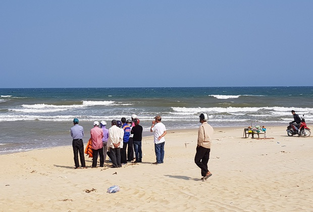 Du khách nước ngoài tử vong khi tắm biển ở Hội An - Ảnh 1.