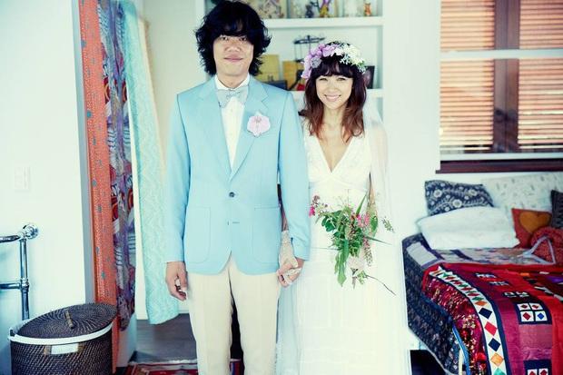 Cặp đôi drama nhất Kbiz: Lee Sang Soon thề non hẹn biển chết theo vợ, Lee Hyori đáp 1 câu mà anh chồng câm nín - Ảnh 9.