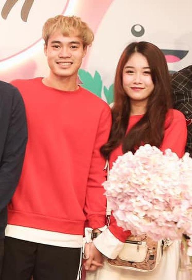 Nhung Bum (bạn gái Văn Toàn) phản ứng bất ngờ khi người lạ dùng ảnh của mình để chào khách - Ảnh 2.