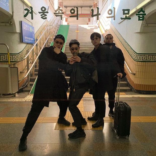 Học lỏm bí kíp tạo dáng cực hay ho của hội bạn thân Hàn Quốc để có được bức ảnh nhóm bao ngầu trong chuyến đi sắp tới - Ảnh 3.
