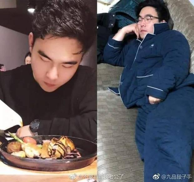 Khi cực phẩm trai đẹp bị dính lời nguyền tình yêu: Cứ có bồ là bị vỗ béo, nhìn before - after mà shock luôn - Ảnh 5.