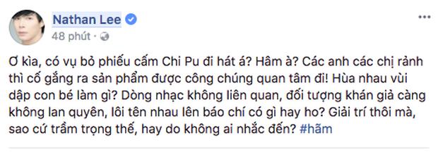 Nathan Lee: Không nghe nhạc Việt trừ Thu Minh, hoàn toàn không biết Hương Ly là ai, ủng hộ Chi Pu hết mình dù chỉ biết đến 1 bài của đàn em! - Ảnh 4.