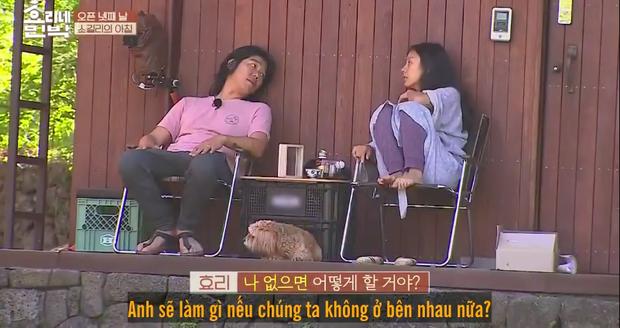 Cặp đôi drama nhất Kbiz: Lee Sang Soon thề non hẹn biển chết theo vợ, Lee Hyori đáp 1 câu mà anh chồng câm nín - Ảnh 1.